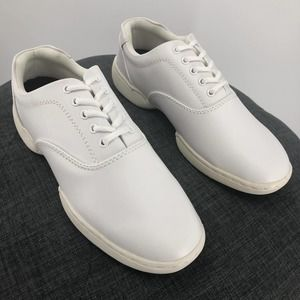 DSI Viper Marching Band Shoes White Size 7.5